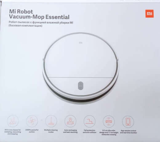 Mi Robot Vacuum-Mop Essential ROZBALENO