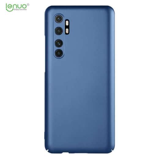 Obal Lenuo Leshield pro Xiaomi Mi Note 10 Lite, modrá