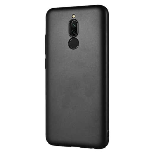 Obal Lenuo Leshield pro Xiaomi Redmi 8, černá