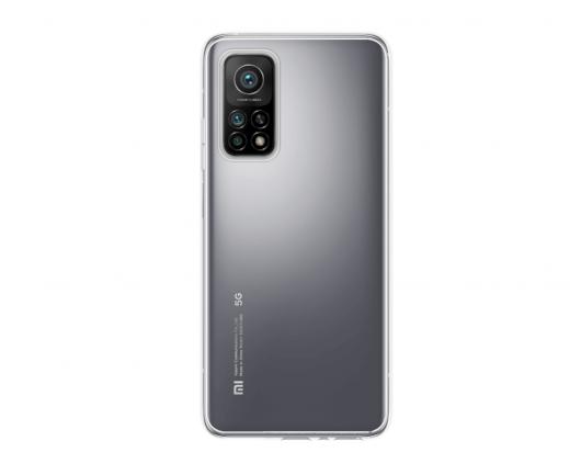 Ochranný TPU obal Lenuo pro Xiaomi Mi 10T/10T Pro, čirý
