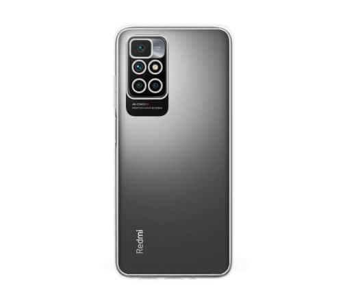 Ochranný TPU obal Lenuo pro Xiaomi Redmi 10, čirý