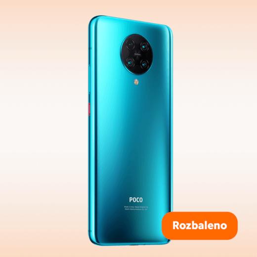 POCO F2 Pro 6/128GB modrá ROZBALENO