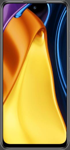 POCO M3 Pro 5G 4/64GB černá