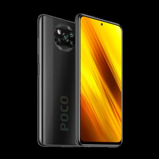 POCO X3 NFC 6/64GB šedá