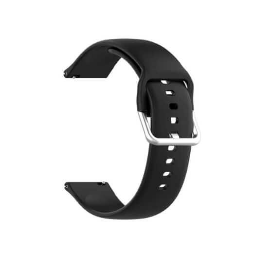 Xiaomi GTR silikon strap 22 mm (černá)