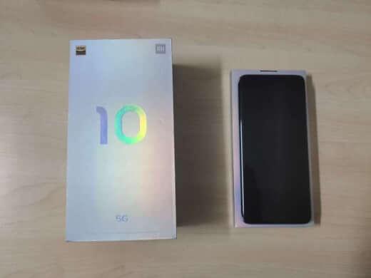 Xiaomi Mi 10 8/128GB šedá ROZBALENO