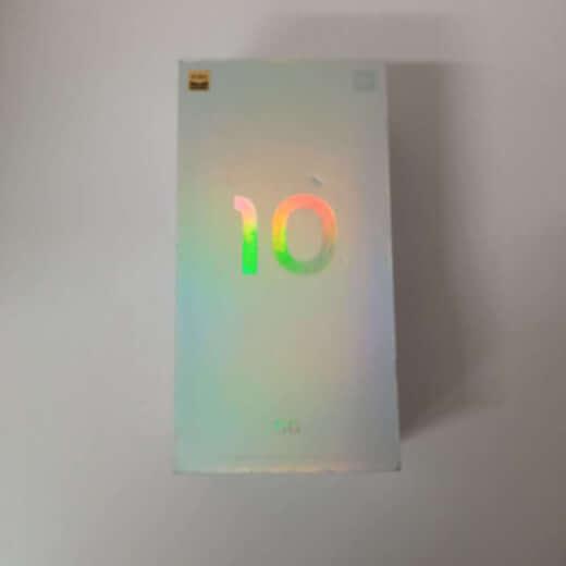 Xiaomi Mi 10 8/256GB zelená ROZBALENO