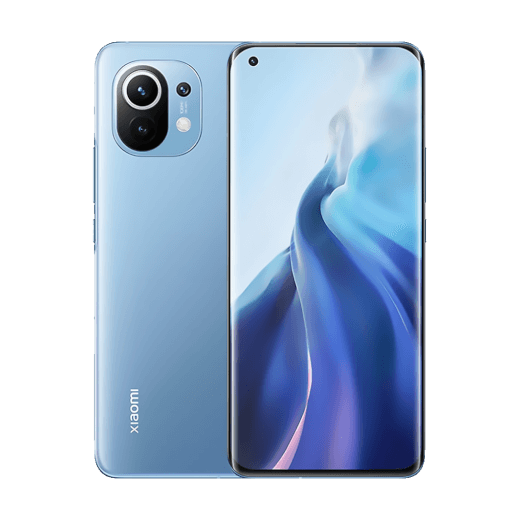 Xiaomi Mi 11 8/256GB modrá