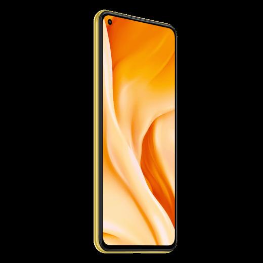 Xiaomi Mi 11 lite 5G 6/128 žlutá