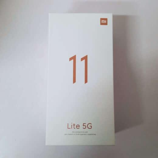 Xiaomi Mi 11 lite 5G 6/128GB zelená ROZBALENO