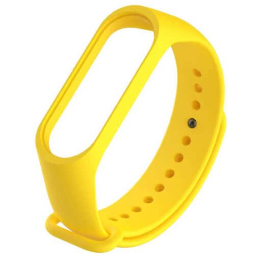Xiaomi Mi Band Strap 3/4, yellow