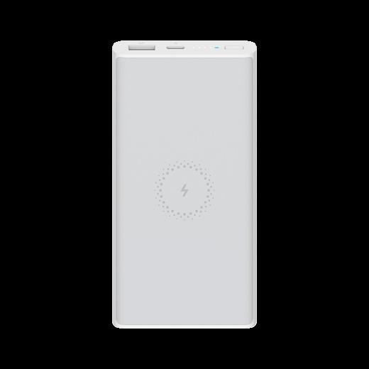 Xiaomi Mi Wireless Power Bank Essential  (White) 10000mAh