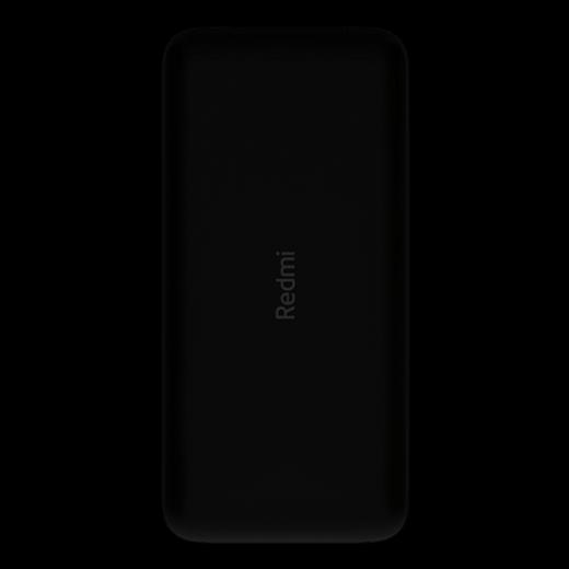 Xiaomi Redmi 18W Fast Charge Power Bank (Black) 20000mAh