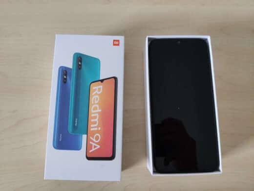 Xiaomi Redmi 9A 2/32GB zelená - rozbaleno
