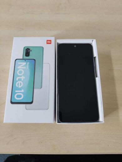 Xiaomi Redmi Note 10 4/64GB bílá ROZBALENO