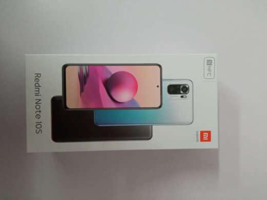 Xiaomi Redmi Note 10S 6/64GB bílá ROZBALENO
