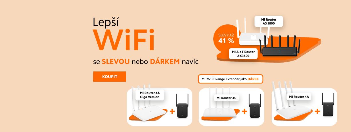 Wifi levněji